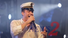 Wesley Safadao And Others Performed At New Year Celebration in Florianópolis-Brazil