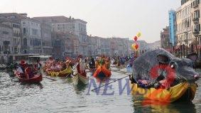 Carnival in Venice-Italy