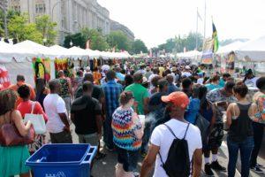 1st Grace Jamaican Jerk Festival in Washington DC-Photos Niyi Fote