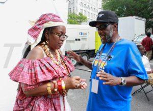 1st Grace Jamaican Jerk Festival in Washington DC--Photo Niyi Fote