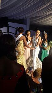 Miss Tourism Nigeria. Photos Adetoun Adenigbagbe