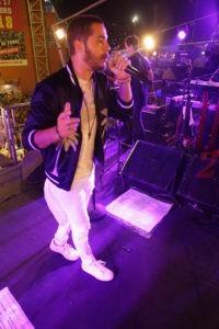 Levi Lima-Vocalist of Jammil