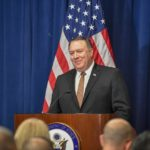 US Secretary of State,Michael R. Pompeo's interview