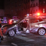 Two Brazilians, Father and son in a serious Accidents in Mid-Manhattan caused by Hit and Run Driver.