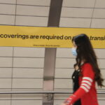 $50 fine for riders not wearing masks in New York City Transit.