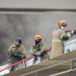 A 42 years old Covid-19 patient dead as Hospital catches Fire in Rio de Janeiro.