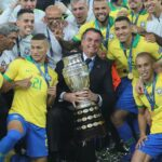 CONMEBOL has suspended Copa America in Argentina and move it to Brazil.